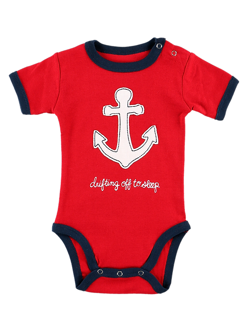 Drifting Off to Sleep Anchor Onesie