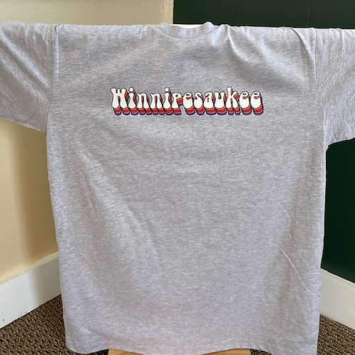 Retro Winnipesaukee Tee