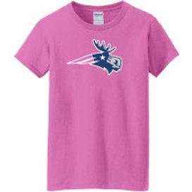 Patriot Moose Pink T-shirt
