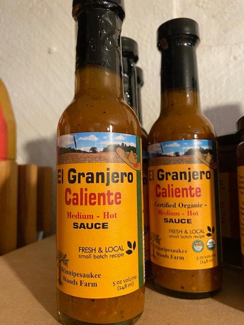 Hot Sauce Granjero