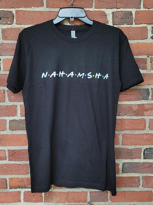 """Nahamsha """"friends"""" Tee"""