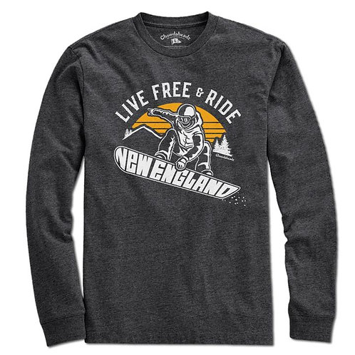 Live Free and Ride Long Sleeve