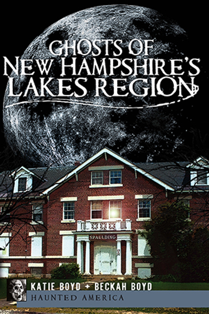 Ghost's of New Hampshire's Lakes Region