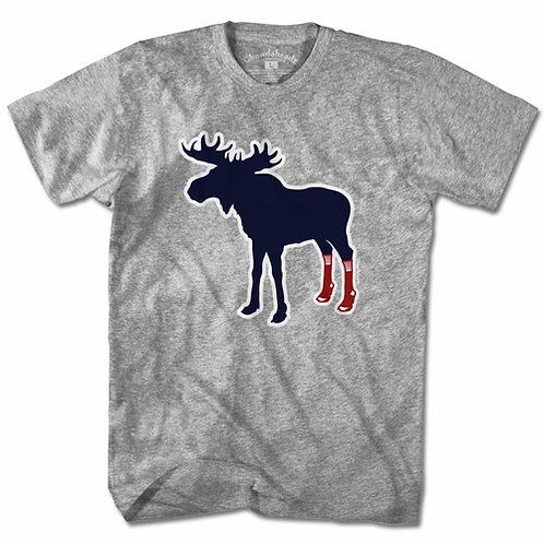 Sox On Moose T-Shirt