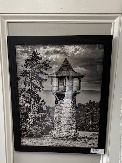 Spindle Point Framed Photographs
