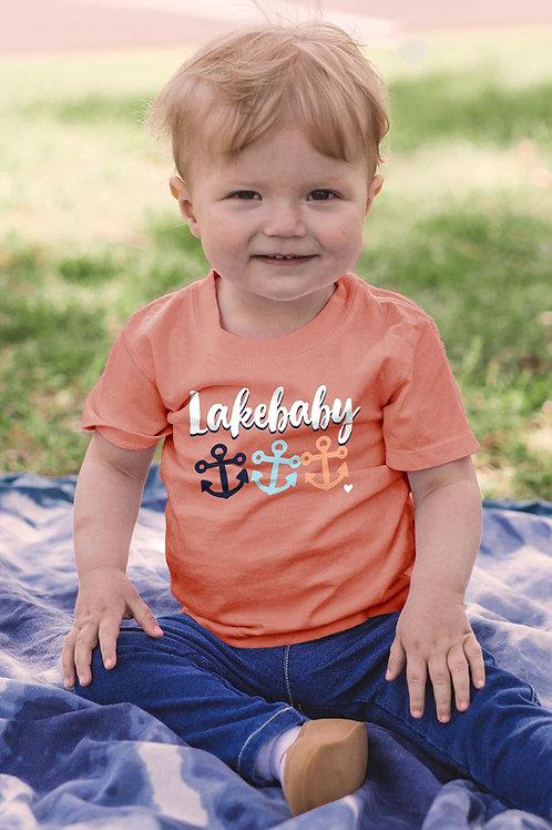 Lakegirl LakeBaby Melon Youth Tee