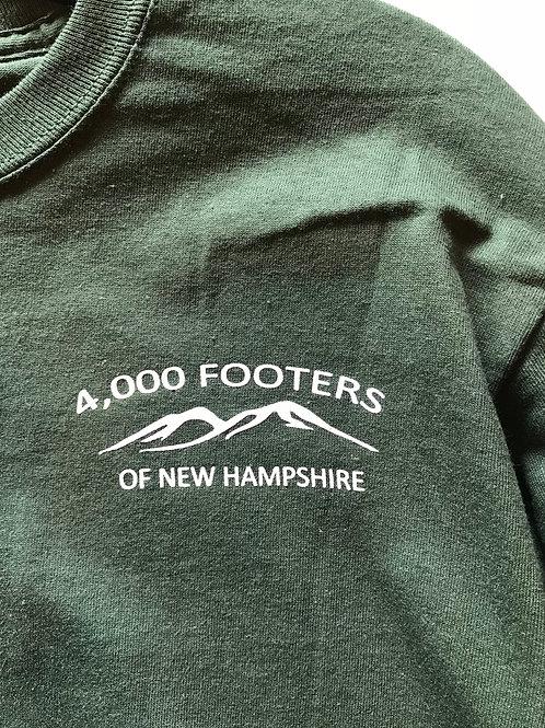 4000 Footer Long Sleeve Tee