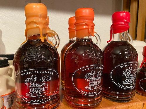 Winnipesaukee Pure Maple Syrup 3 grades - 8oz & 12oz