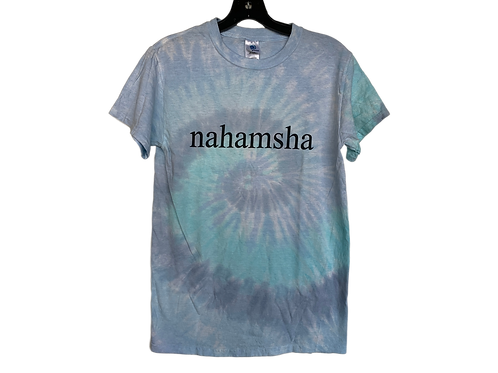 Nahamsha Tee - Tie Dye
