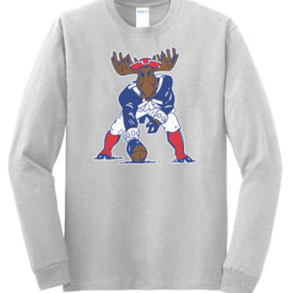 Minute Moose Long Sleeve T-shirt