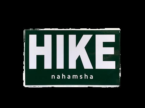 Hike Nahamsha Sticker