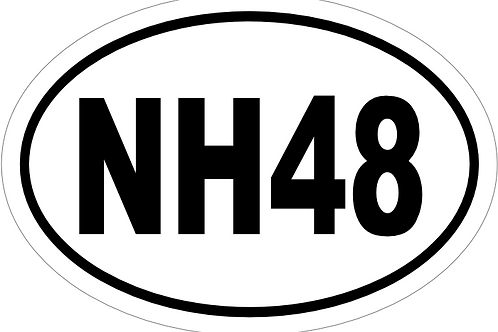 NH48 Decal