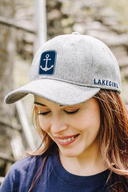 Lakegirl WOOL Baseball Cap