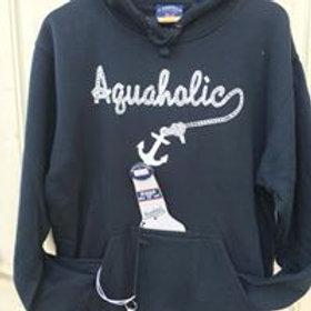 Aquaholic Tailgate Hoodie