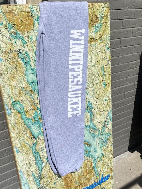 Gray Winnipesaukee Sweatpants