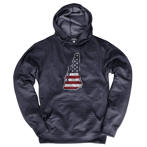 New Hampshire USA Hoodie