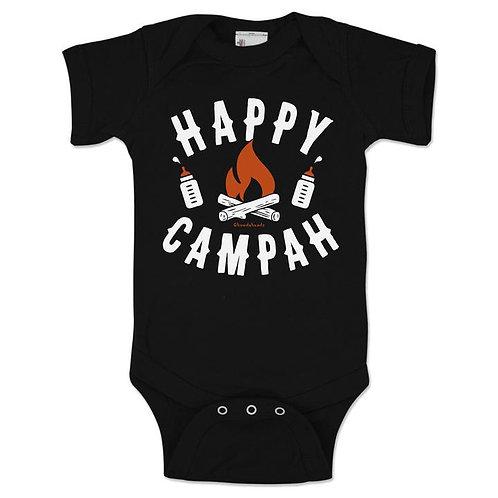 Happy Campah Onesie