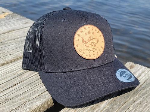 Lake Life Snapback