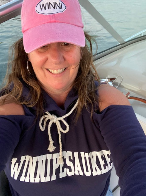 Winnipesaukee Shoulder Sweatshirt