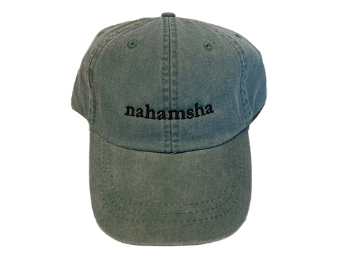 Nahamsha Hat - Green