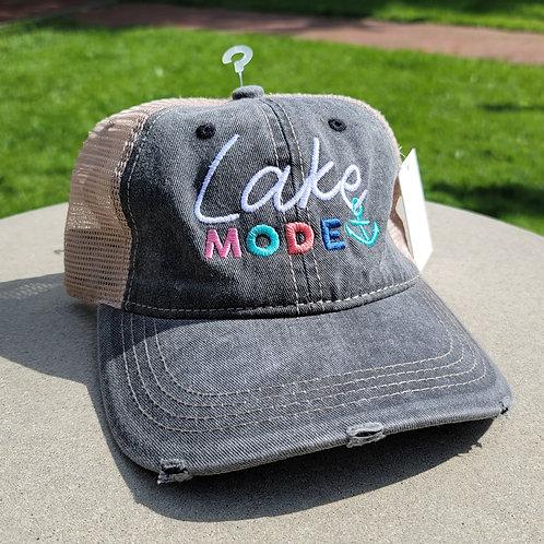 Lake Mode Women's Trucker Hat