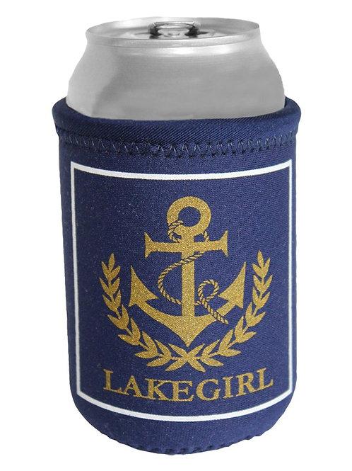 Lakegirl Koozie