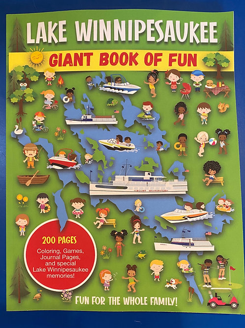LW Giant Book of Fun