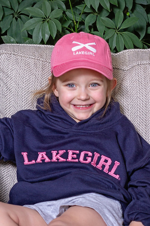 Lakegirl YOUTH Bundle- Hoodie & Cap -SAVE $10