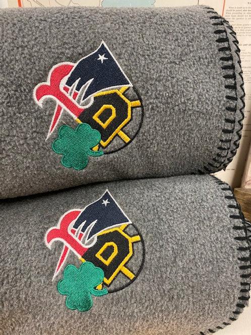 4 Sport Fleece Blanket