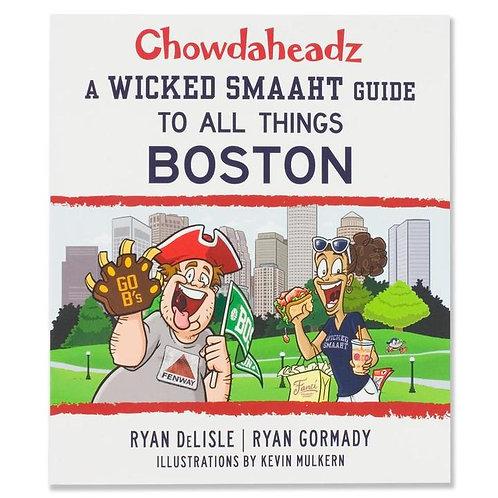 Wicked Smaaht Book