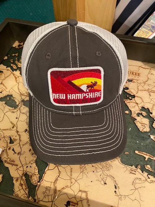Moose & Mountains Trucker Hat