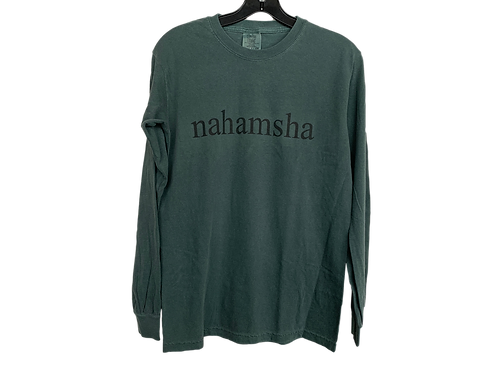 Nahamsha Long Sleeve - Green