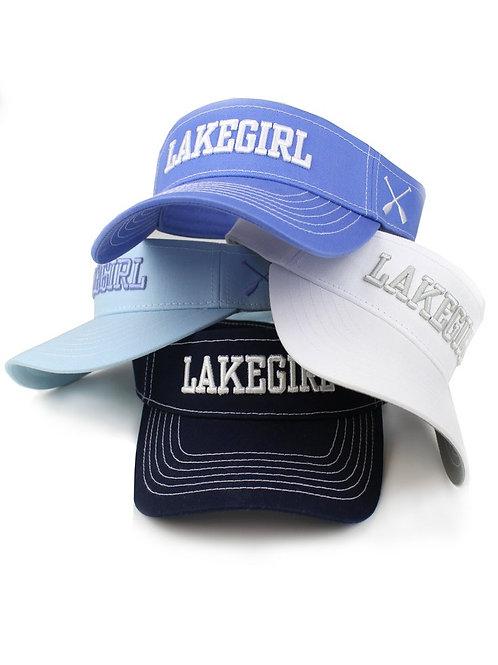 Lakegirl Visor