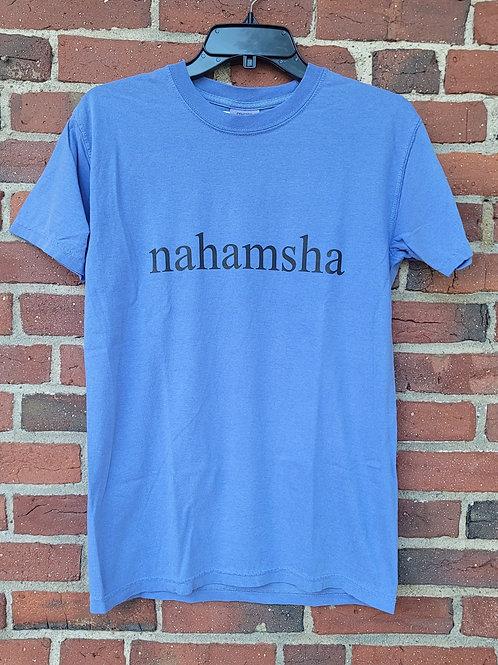 Nahamsha Tee - Blue