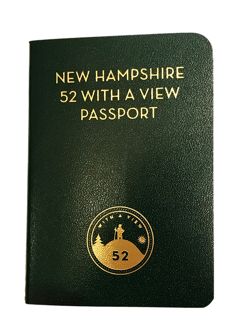 New Hampshire 52 With a View Passport