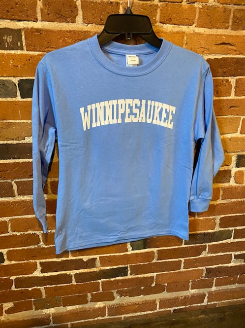 Winnipesaukee Youth Long Sleeve Tee