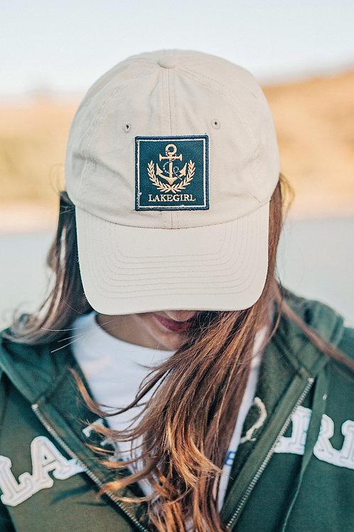 Lakegirl Anchor Cap