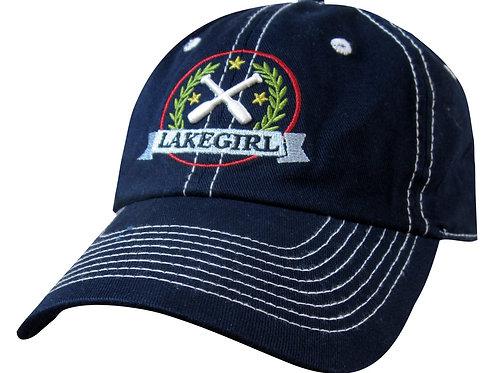 Lakegirl Paddle Cap