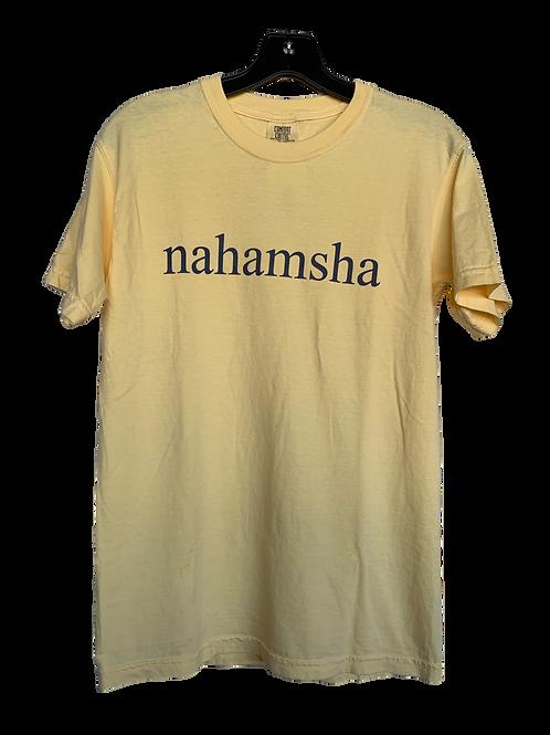 Nahamsha Tee - Yellow