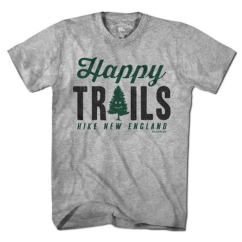 Happy Trails Adult Tee