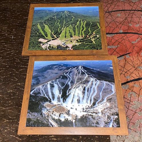 Framed Aerials of Gunstock