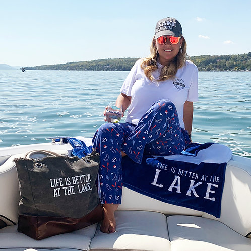 Lake Life Unisex Lounge Pants