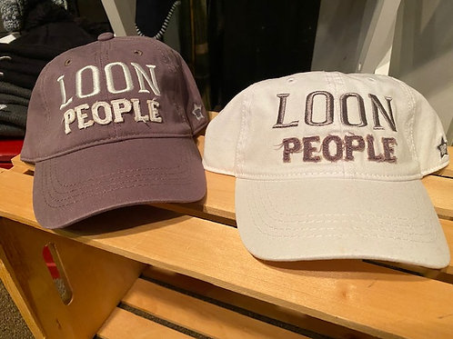 Loon People Hat