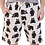 Thumbnail: Bear Men's Pajama Shorts