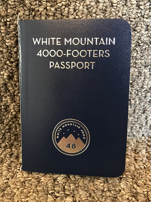 White Mountain 4000-Footers Passport