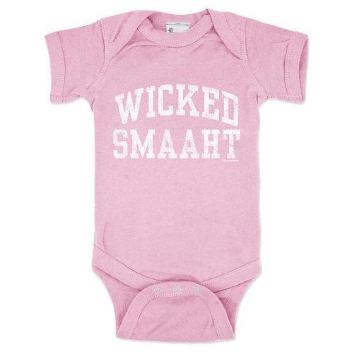 Wicked Smaaht Onesie