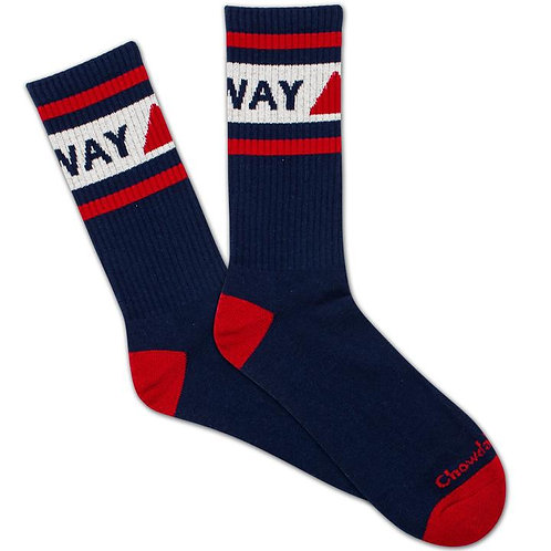 Fenway Socks