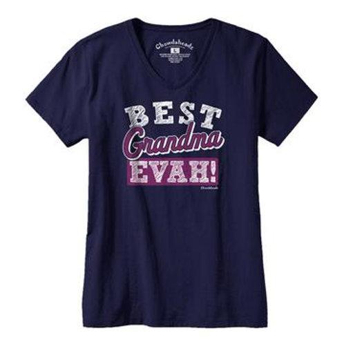 Best Grandma Evah Tee