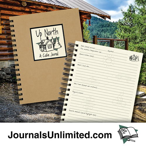 Up North Cabin Journal