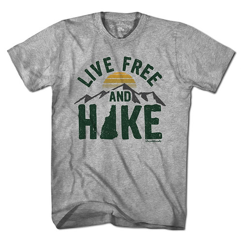 Live Free and Hike T-Shirt